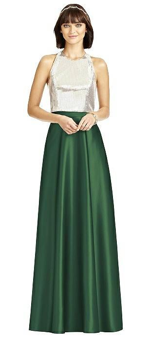 911fec7ea2a5 Green Dessy Full Length Bridesmaid Dresses | The Dessy Group