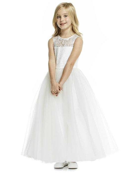 Flower Girl Dress FL4052