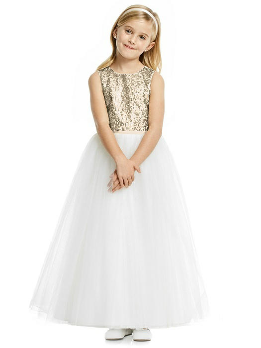 Flower Girl Dress FL4055