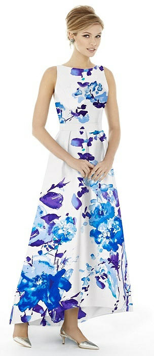 Alfred Sung Bridesmaid Dress D706FP