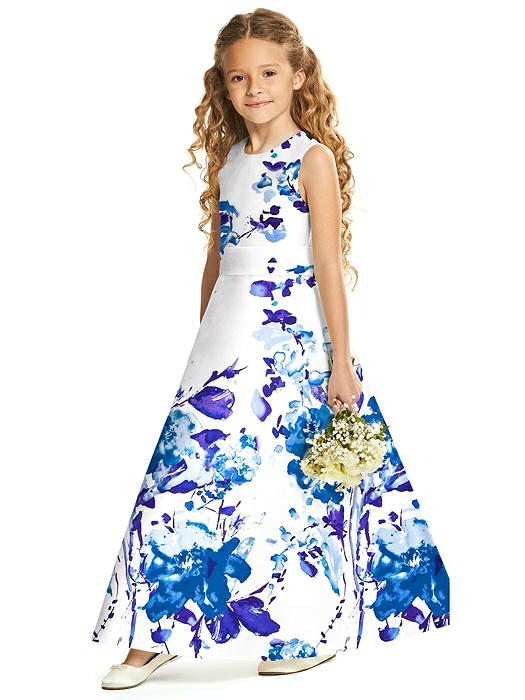 Flower Girl Dress FL4062FLOR
