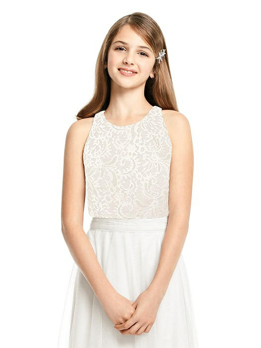 Dessy Collection Junior Bridesmaid Top JRT541