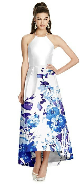 Alfred Sung Bridesmaid Dress D741CP