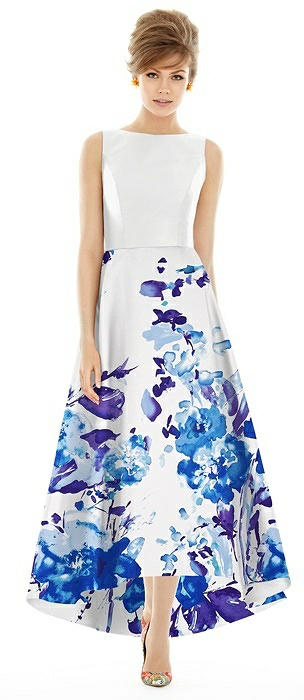 Alfred Sung Bridesmaid Dress D698CP