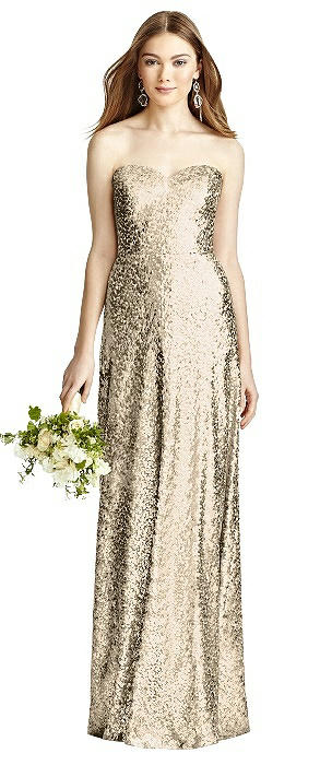 Studio Design Bridesmaid Dress 4509