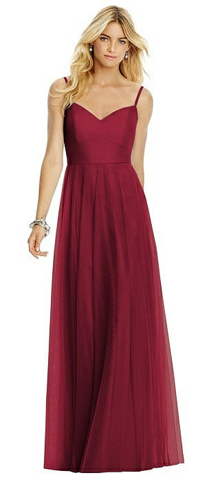 After Six Bridesmaid Dress 6766