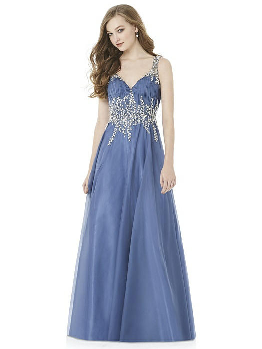 After Six Prom Dress: Maryanne, Larkspur Blue