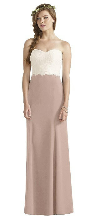 Social Bridesmaids Dress 8162
