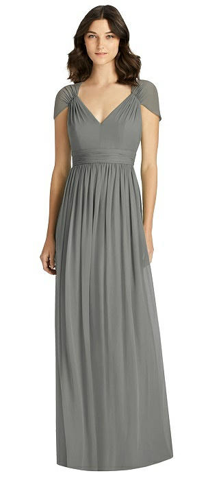 Charcoal Bridesmaid Dresses | Charcoal Gray Bridesmaid Dresses The Dessy Group