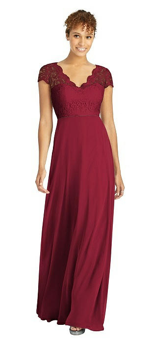 Dessy Bridesmaid Dress 3033