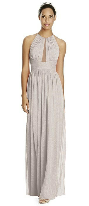 Studio Design Shimmer Bridesmaid Dress 4518LS
