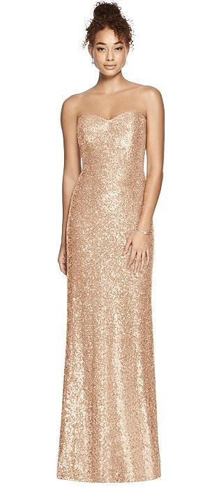 Rose Gold Bridesmaid Dresses The Dessy Group