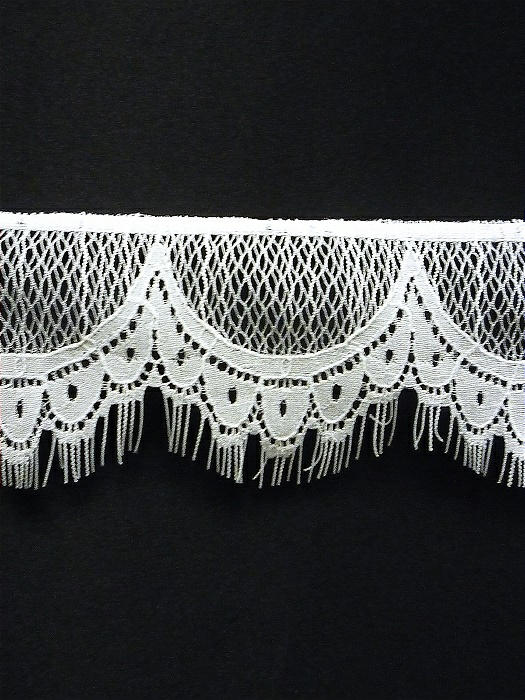 Lace Trim Scallop for assorted Dessy Group Styles