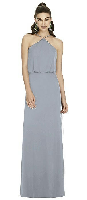 Alfred Sung Bridesmaid Dress D738