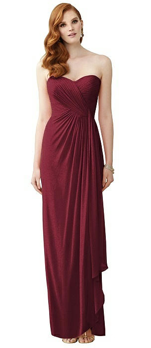 Dessy Bridesmaid Dress 3004