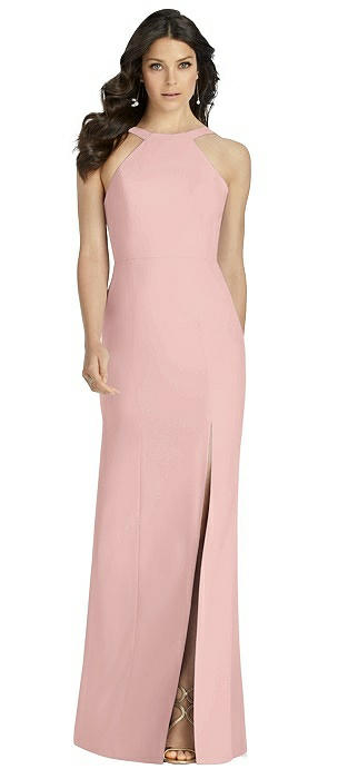 Dessy Bridesmaid Dress 3039