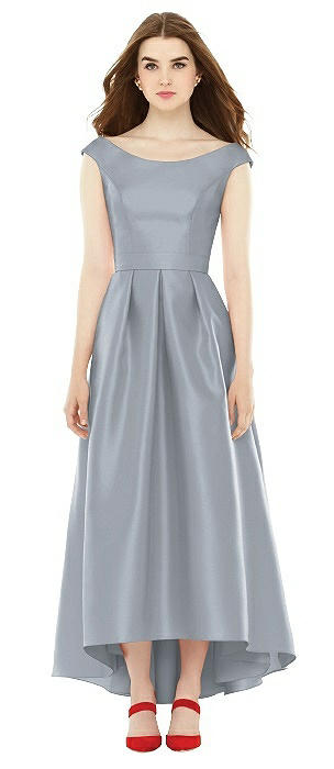 Alfred Sung Bridesmaid Dress D722