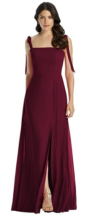 Dessy Bridesmaid Dress 3042