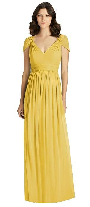 Marigold Bridesmaid Dresses