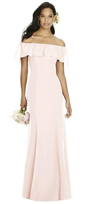Social Bridesmaids Dress 8182