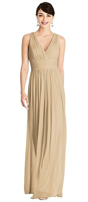Alfred Sung Bridesmaid Dress D744