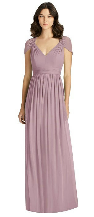 Dusty Rose Bridesmaid Dresses The Dessy Group