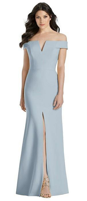 Dessy Bridesmaid Dress 3038 5b5a6e9c4e7b