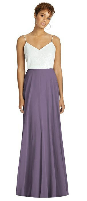 After Six Bridesmaid Skirt S1518