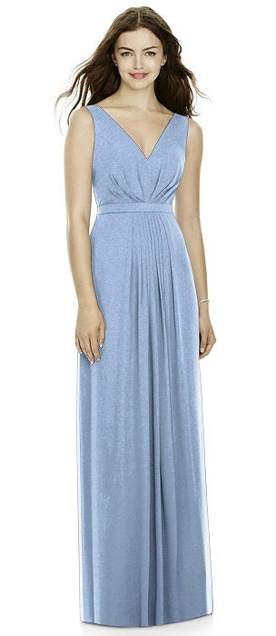 Bella Bridesmaids Shimmer Dress BB103LS