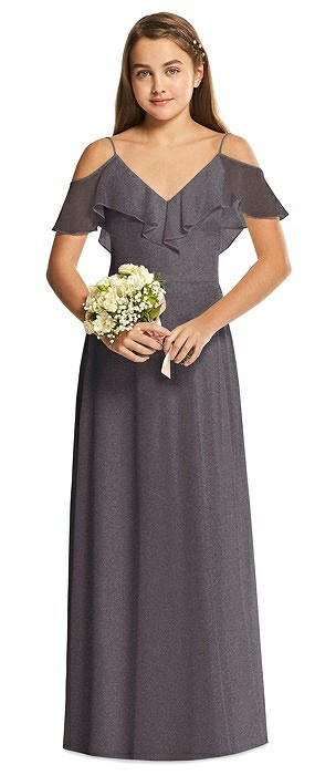 Dessy Collection Junior Bridesmaid Dress JR548LS