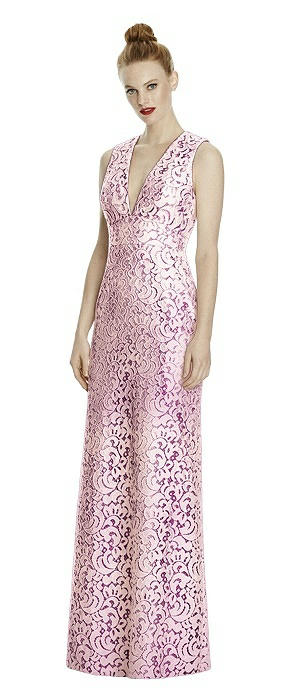 Lela Rose Bridesmaid Dress LR241