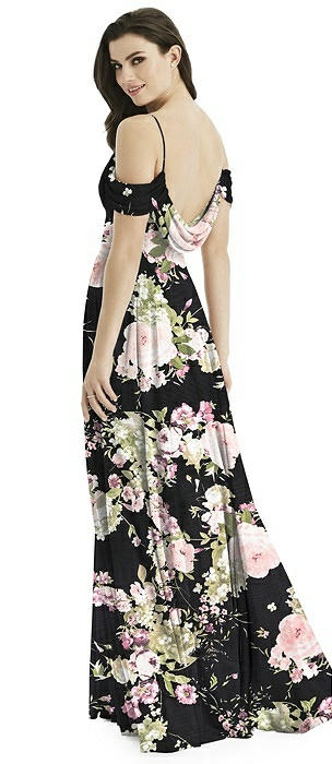 742306d7fb3 Print Studio Design Scoop Back Bridesmaid Dresses