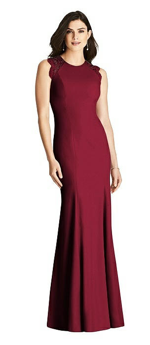 Dessy Bridesmaid Dress 3015