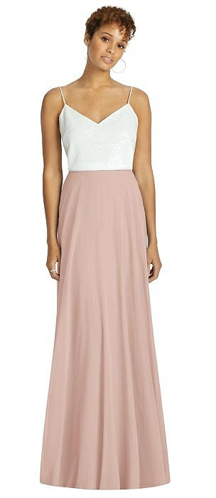 9eedd52d081d After Six Bridesmaid Skirt S1518