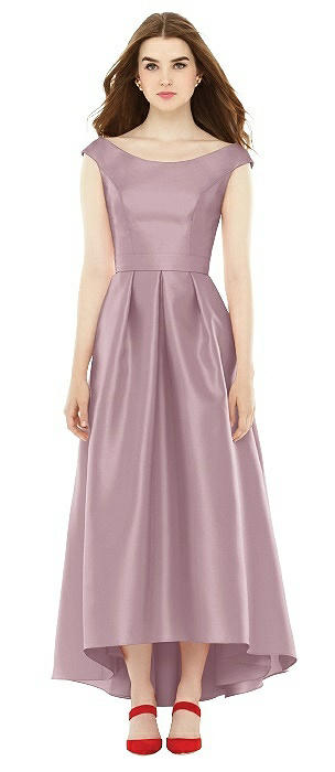 be85d447517 Alfred Sung Bridesmaid Dress D722. Alfred Sung Bridesmaid Dress D722. dusty  rose