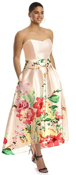 Alfred Sung Bridesmaid Dress D699CP