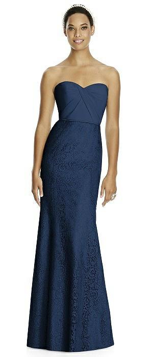 2a9d9dbe1b8 Studio Design 4510 Sweetheart Strapless Long Bridesmaid Dress