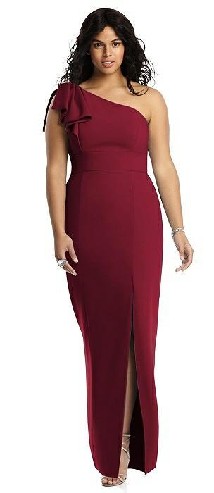 e6da25ae9614 Red After Six Bow Bridesmaid Dresses | The Dessy Group