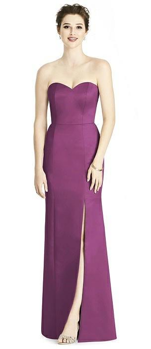 Purple Orchid Bridesmaid Dresses