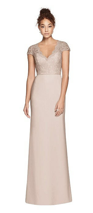 Dessy Bridesmaid Dress 3023