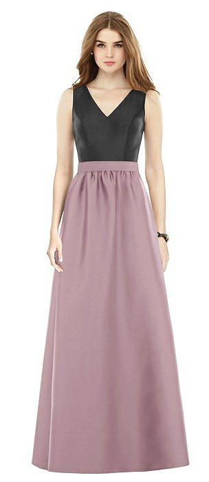 14fc77cc339 Alfred Sung Bridesmaid Dress D752. Alfred Sung Bridesmaid Dress D752. dusty  rose