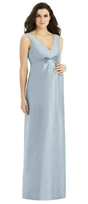 f1205f100ce Alfred Sung Maternity Bridesmaid Dress M439