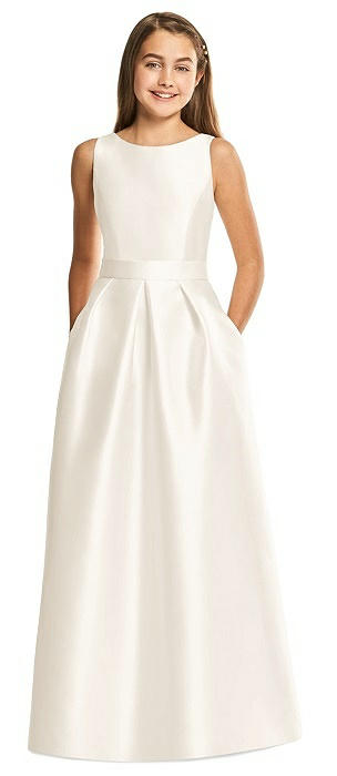 8aff5f5a8c White Junior Bridesmaid Dresses Bridesmaid Dresses