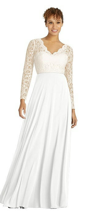 White Sundresses for Brides