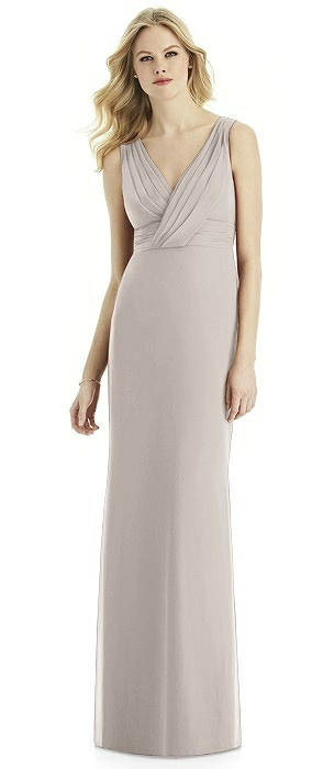 Bella Bridesmaids Shimmer Dress BB113LS