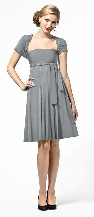 f7e873efd05 Twist Wrap Bridesmaid Dresses