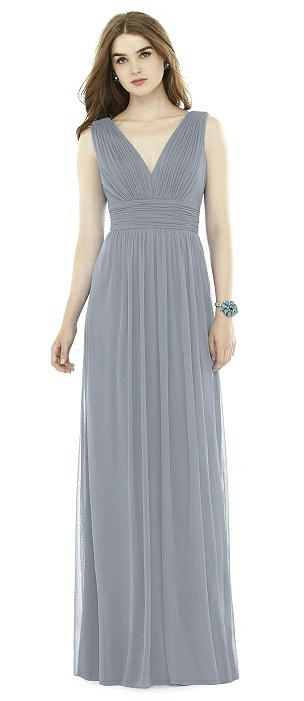 Alfred Sung Bridesmaid Dress D719