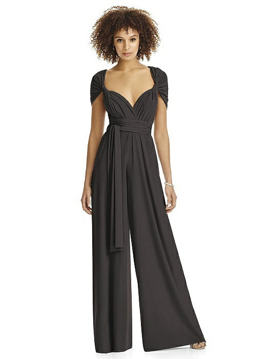 Twist Wrap Jumpsuit