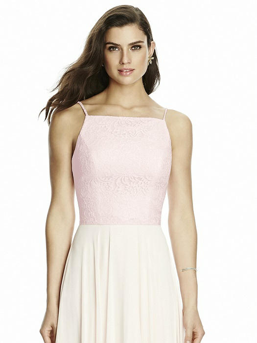 Dessy Bridesmaid Top T2981