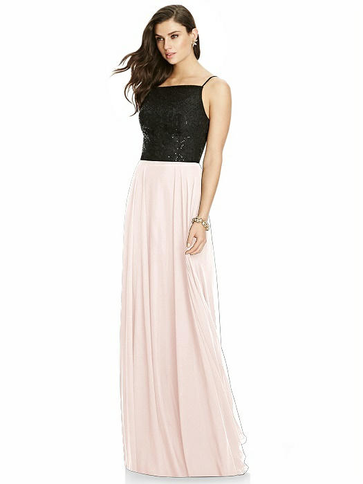 Dessy Bridesmaid Skirt S2984